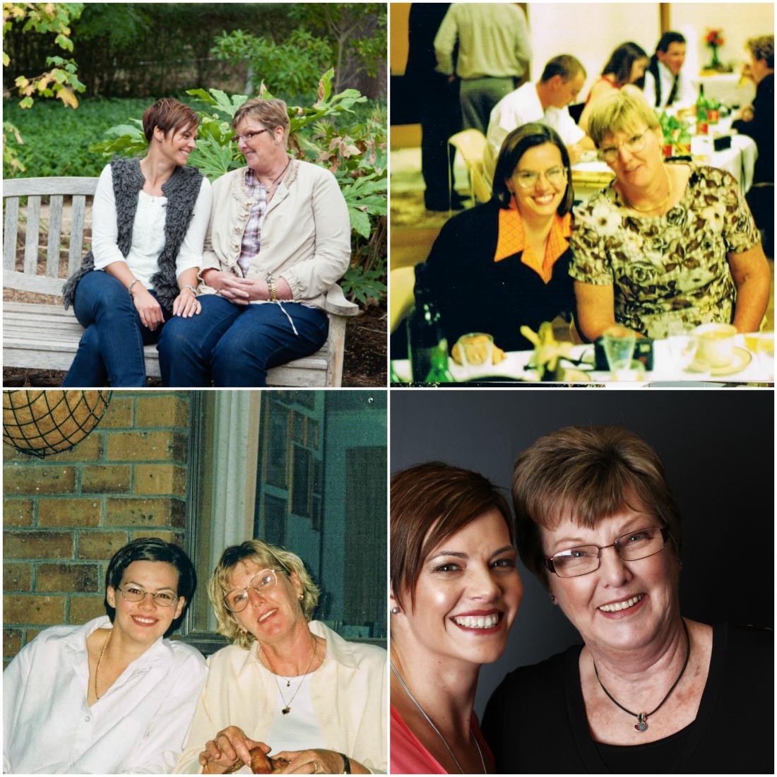 mum i collage
